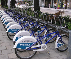 Kun én av disse syklene har noensinne blitt stjålet.